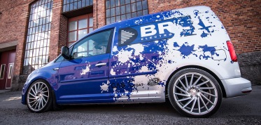 BRL electronics VW Caddy