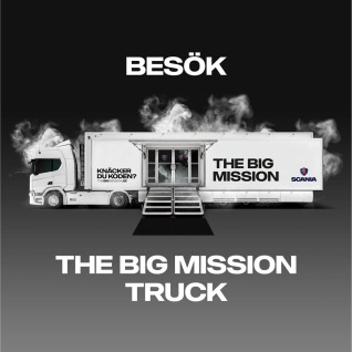 the big mission truck