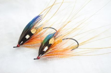 Peacock spey.