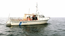 "My third boat ""Brasill"""