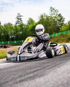 Racekart 25 hk
