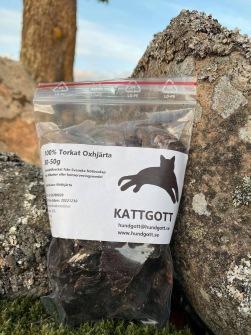 KATTGOTT Svensk Torkat Oxhjärta