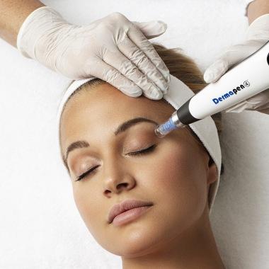 Behandling med Dermapen ClearSkin Clinic Halmstad