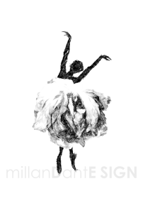 Dansa i en ros - Dansa i en ros A4