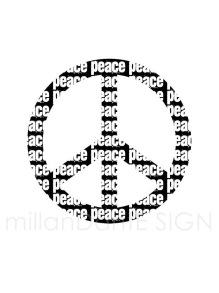 Peace - Peace A4