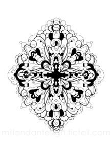 Ornament - Ornament A4