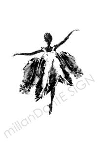Dansa i en tulpan - Dansa i en tulpan A4