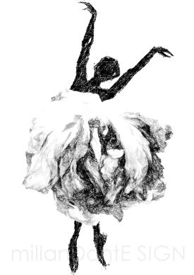 Dansa i en ros