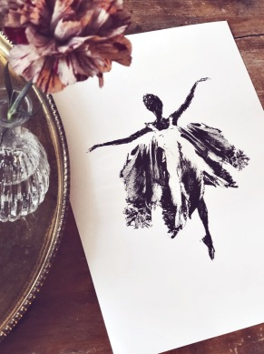 Dansa i en tulpan