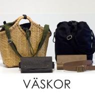 Väskor - - butiken med hållbar formgivning