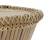 Pako bord bambu rotting handgjort