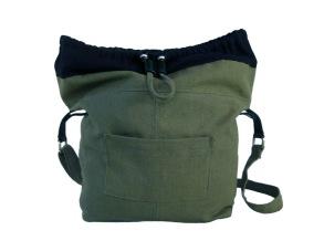 the Green bag -