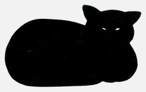 Grytunderlägg - katt -