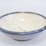 Ax skål - H 5 cm, diam 18,5 cm