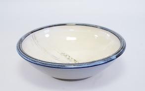 Ax skål - H 6 cm, diam 19,5 cm
