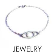 Smycken i silver