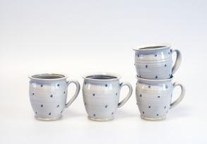 Prick - handdrejad liten kopp -