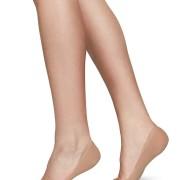 Socka Ida step, 2 pack - nude