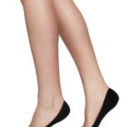Socka Ida step, 2 pack - svart