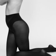 Strumpbyxa Olivia - svart