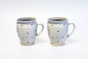 Prick - handdrejad stor kopp -