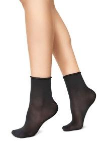 Socka Judith 2-pack svart - One size