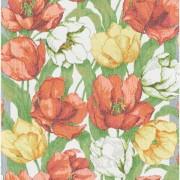Bordslöpare Blommande tulpaner