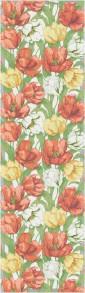 Bordslöpare Blommande tulpaner - Bordslöpare Blommande tulpan