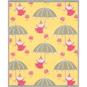 Bebisfilt Umbrella Lilla My - Bebisfilt Umbrella Lilla My