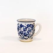 Virrvarr - handdrejad liten kaffekopp