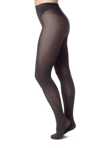 Strumpbyxa Elin - färg svart - XS