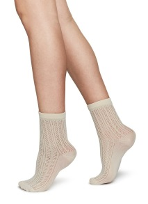 Socka Klara - ivory - One size