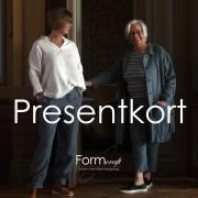 Presentkort på Formcraft