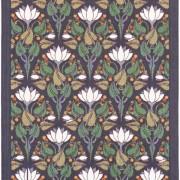 Handduk Lilies