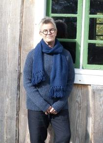 Ulltröja Emil - blå - Emil ulltröja - blå M