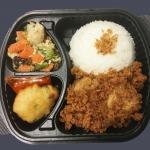 Nasi Ayam Kremes