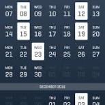 Supercoach kalender