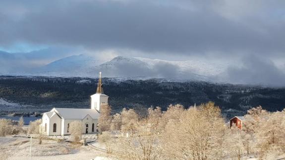 Kalls kyrka