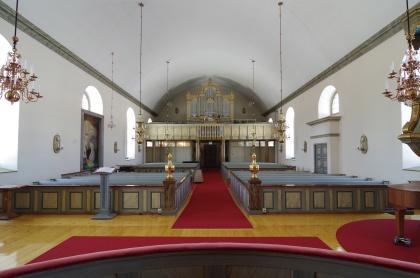 Ragunda nya kyrka. foto Michael Eriksson
