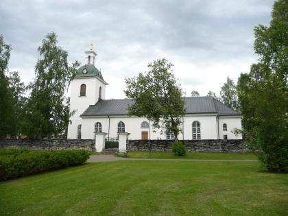 Ströms kyrka