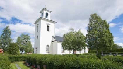 Aspås kyrka. foto Anders Gustafsson