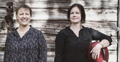 Duo Artemis - Stephanie Wendt & Katarina Bergner Åhlén