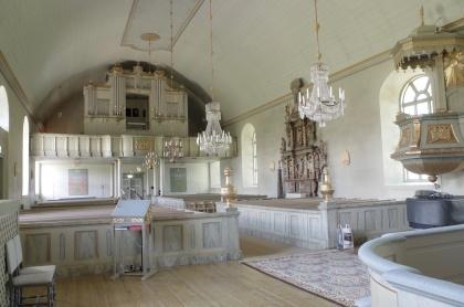Sunne kyrka. foto Michael Eriksson