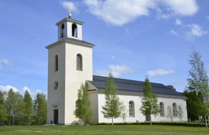 Sunne kyrka. foto Hans Asp