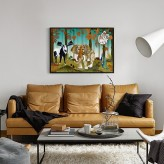 Forest Utopia Print 50x70