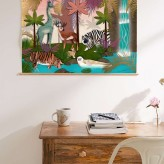 Jungle Utopia Print 50x70