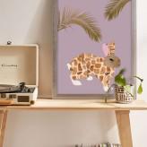Girabbit| Ethnicity | Print