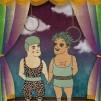 Acrobats w Pride | Circus Contraire | Print - acrobats w pride