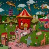 ​​​​​​​Circus Contraire 50x70 Print