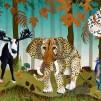 Forest Utopia Print 50x70